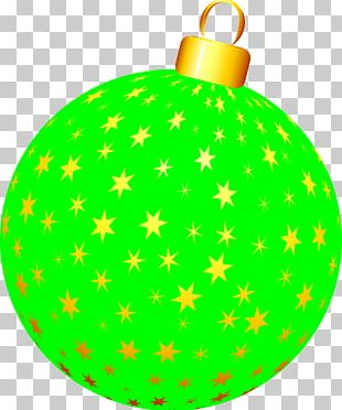 Christmas Ornament City Maison Hoja De Palma Green PNG