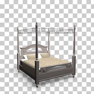 Bed Frame Studio Apartment PNG
