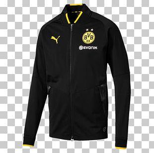Borussia Dortmund T-shirt Kit Puma Jersey PNG