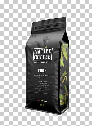 Instant Coffee Espresso Cafe Coffee Bean PNG