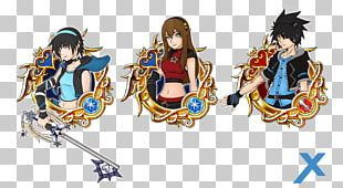 Kingdom Hearts 358/2 Days Medal Riku PNG