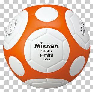 Mikasa Sports Futsal Football F.League PNG