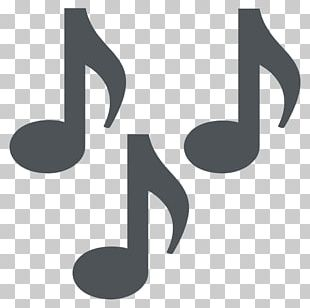 Emoji Music Musical Note Musical Notation PNG