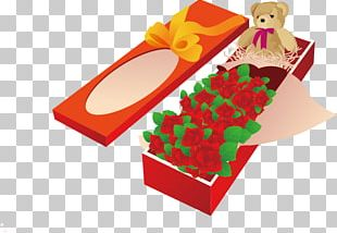 Gift Valentines Day Greeting Card PNG