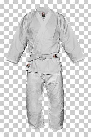 Karate Gi Judogi Uniform PNG