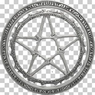 Pentagram Pentacle Witchcraft PNG