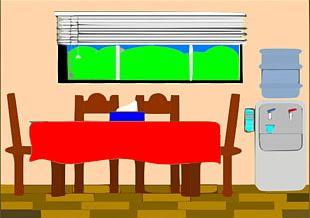 Kitchen Utensil Cupboard PNG