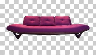 Sofa Bed Mid-century Modern Modern Furniture Couch PNG
