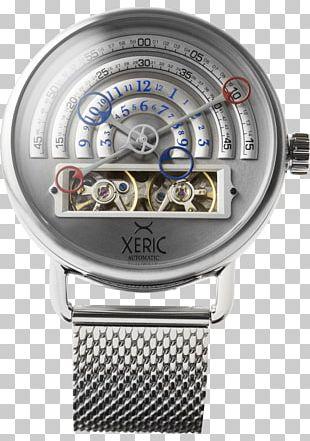 Clock Automatic Watch Steel ETA SA PNG