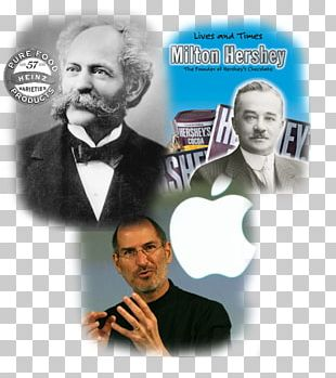 Milton S. Hershey Milton Hershey: The Founder Of Hershey's Chocolate Moustache Human Behavior The Hershey Company PNG