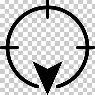 Computer Icons Reticle Telescopic Sight PNG