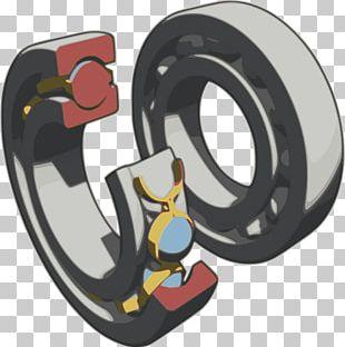 Ball Bearing Graphics Rolling-element Bearing PNG