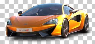 2016 McLaren 570S Sports Car McLaren 570S Coupe PNG