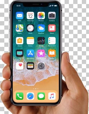 Apple IPhone 8 Plus Face ID Telephone PNG