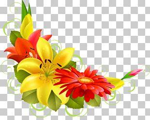 Flower Floral Ornament Floral Design PNG