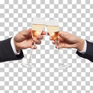 Champagne Brandy Wine Glass Liquor PNG