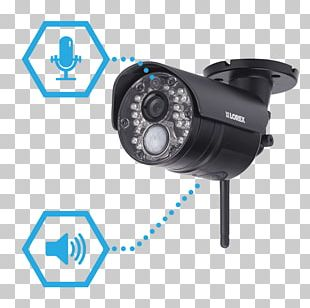 Lorex LW2770 Closed-circuit Television Wireless Security Camera Surveillance PNG
