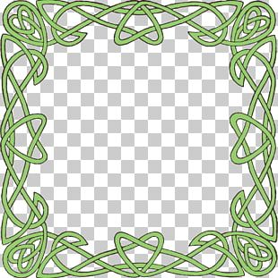 Borders And Frames Celtic Frames And Borders Celtic Knot Celts PNG