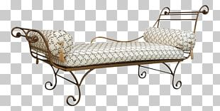 Chaise Longue Bed Frame Sunlounger Chair PNG