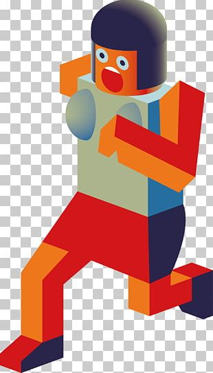 Robot Animation Euclidean PNG
