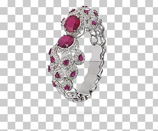 Ruby Ring Jewellery Bracelet Bangle PNG