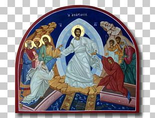 Bible Resurrection Of Jesus Eastern Christianity Icon PNG