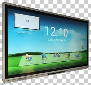 LED-backlit LCD Computer Monitors Television Set Light-emitting Diode LED Display PNG