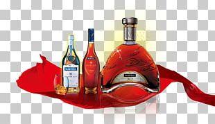 Red Wine Cognac Brandy Liqueur PNG