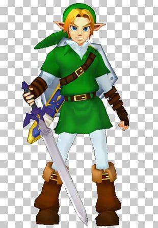 The Legend Of Zelda: Ocarina Of Time 3D Link The Legend Of Zelda: The Hero Of Time MikuMikuDance PNG