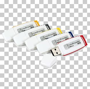USB Flash Drives Flash Memory Cards Kingston Technology Computer Data Storage PNG