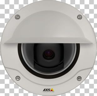Axis Q3505-VE Network Camera IP Camera Video Cameras Axis Communications PNG
