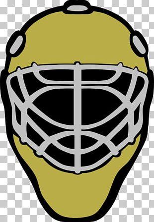 Hockey Helmets Goaltender Mask Ice Hockey PNG