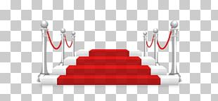 Red Carpet Furniture Deck Railing Stairs PNG