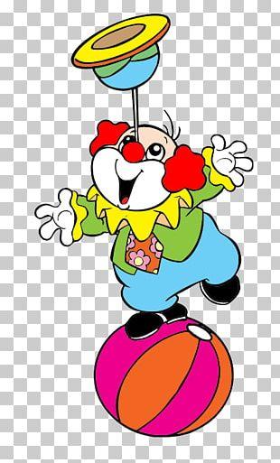 Circus Clowns Circus Clowns Drawing PNG