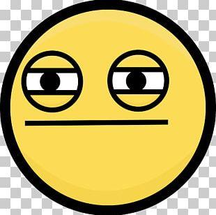 Smiley Face Emoticon Emoji Sticker PNG