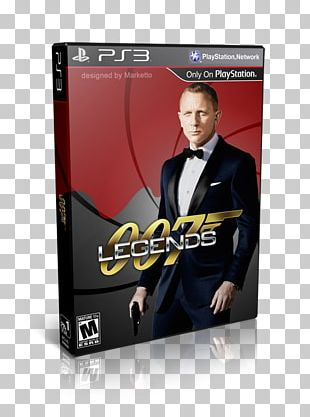 007 Legends Xbox 360 PC Game Brand PNG