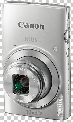 Point-and-shoot Camera Canon IXUS 185 Digital Camera 20 Mp PNG
