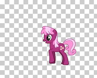 Horse Animal Figurine Pink M Organ PNG