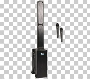 Line Array Public Address Systems Sound Reinforcement System Loudspeaker Microphone PNG
