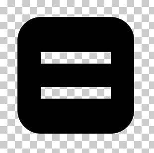 Symbol Equals Sign Computer Icons PNG