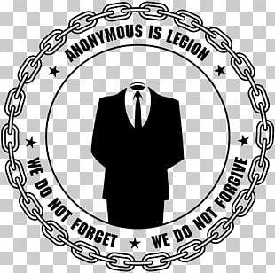 Anonymous Logo Cdr PNG