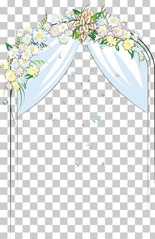 Arch Wedding PNG