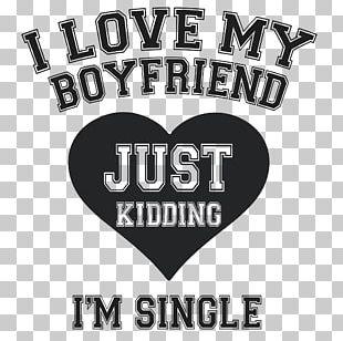 Boyfriend Love Girlfriend Single Person Logo PNG