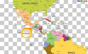 South America United States World North Map PNG