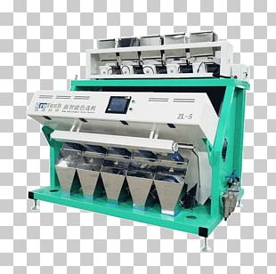 Colour Sorter Rice Color Sorting Machine Seed Manufacturing Maize PNG