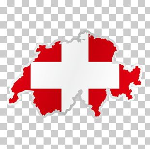 Flag Of Switzerland Map Flag Of Austria PNG