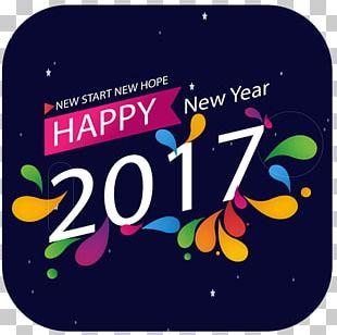New Year's Day Wish New Year's Eve 0 PNG