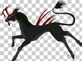 Demon Horse Unicorn Drawing Devil PNG