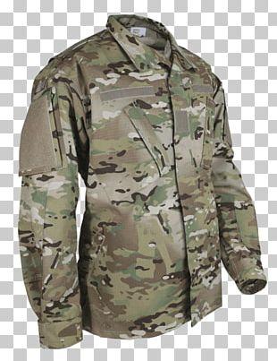 MultiCam Army Combat Uniform Army Combat Shirt Battle Dress Uniform Clothing PNG