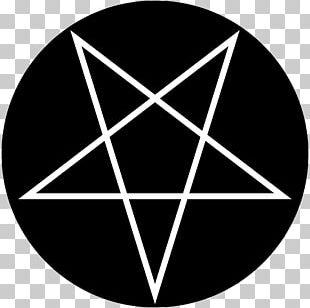 Pentagram Pentacle Sigil Of Baphomet Satanism PNG